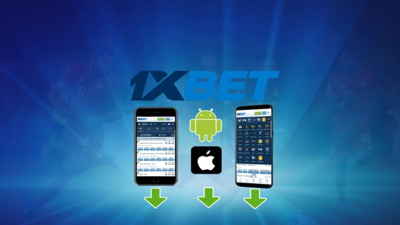 OnexBet through Mobile Apps