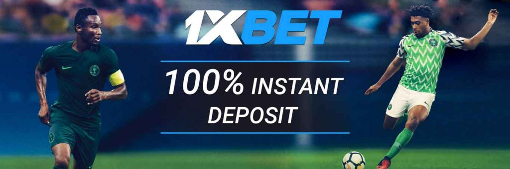 Mobile Site Option Offered by 1xBet
